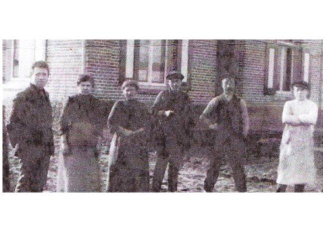 bert reijnen 7 april 1918 wanroij huis to de ster uitsnede