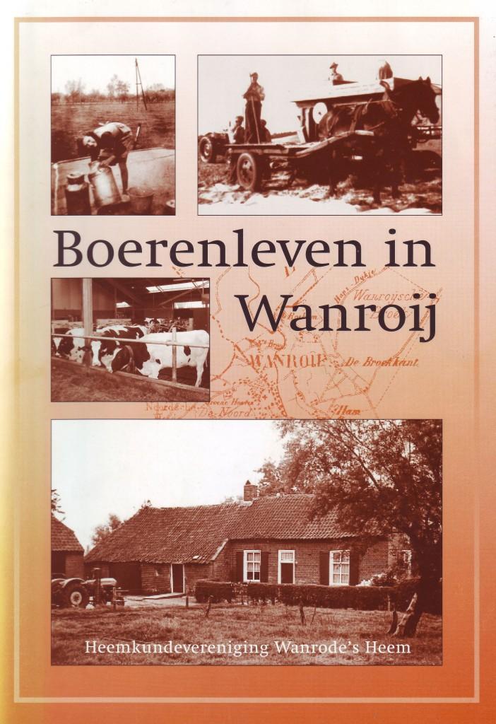 kaft boek boerenleven 2004