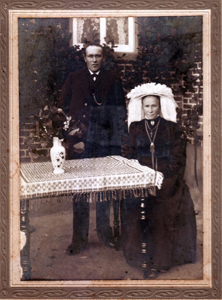 mogelijk familie Derks Gerrits opa oma van Bert Derks